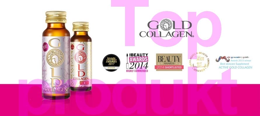 GOLD COLLAGEN kolagénové výživové doplnky - slide 2
