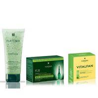 Rituál pri reakčnom vypadávaní vlasov šampón, RF80, VITALFAN