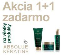 Akcia ABSOLUE KÉRATINE 1+1 produkt zadarmo