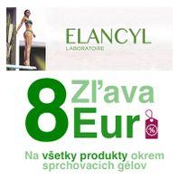 Akcia Elancyl - Zľava 8 Eur na produkt