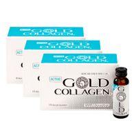 GOLD COLLAGEN ACTIVE kolagénový výživový doplnok 2+1 zdarma 30ks