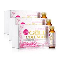 GOLD COLLAGEN PURE kolagénový výživový doplnok 30ks