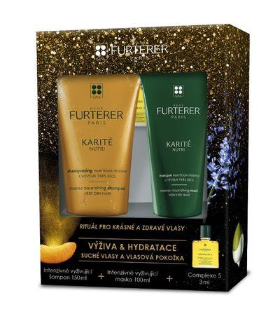 Rituál pre výživu a hydratáciu suchých vlasov a suchej vlasovej pokožky
